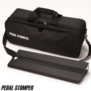 [PedalStomper] Compact 50 Black Board and Deluxe Case SET - C50-Black
