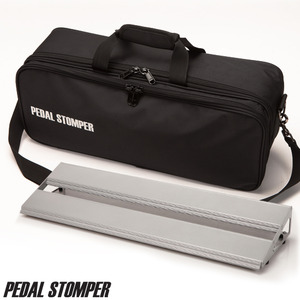 [PedalStomper] Compact 50 Silver Board and Deluxe Case SET - C50-Silver
