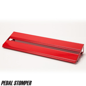 [PedalStomper] Compact 50 Red Board - 2 Frames, 50cm