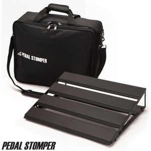 [PedalStomper] Master 46 Black Board and Deluxe Case SET - M46-Black